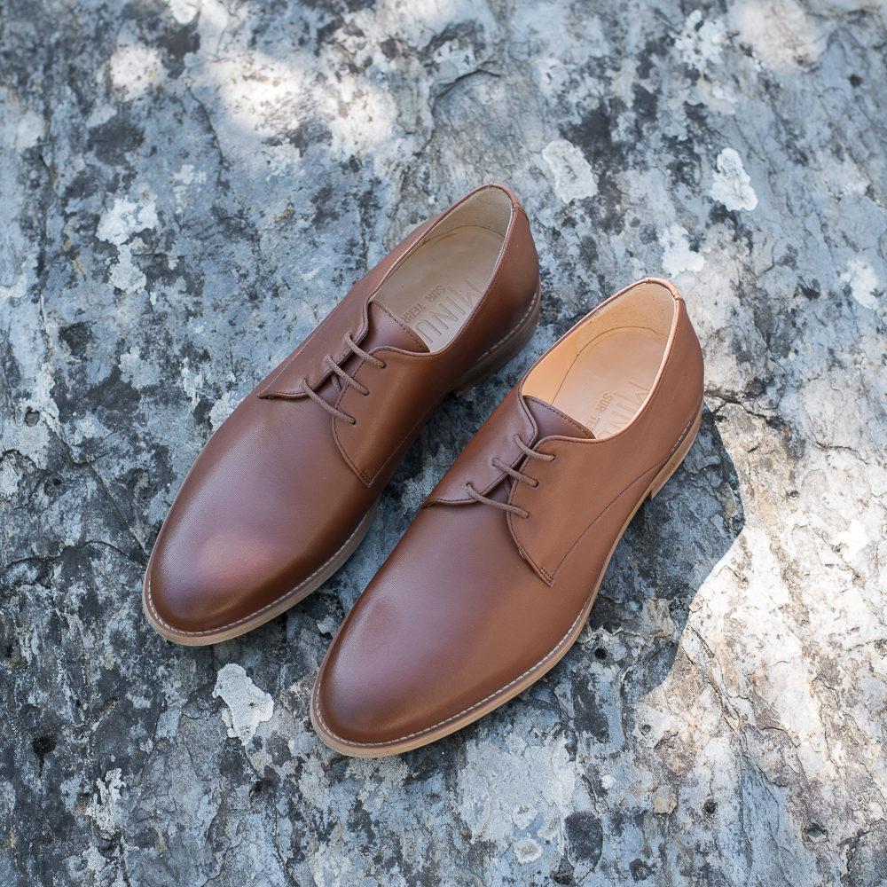 Chaussures homme écoresponsables vegan Minuit sur Terre